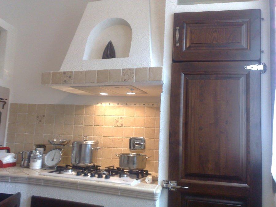 Cucina in muratura foto - Foto cucina in muratura ...